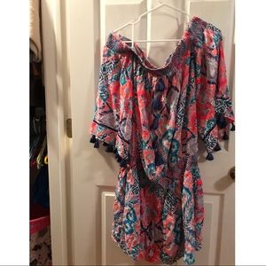 Lilly Pulitzer Joelle Dress Size XL NWT
